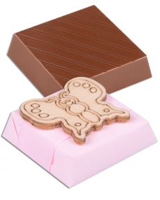 Kelebek Bebek Çikolatası  1