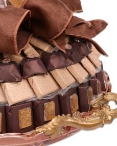 Kelebek Kase Söz Nişan Çikolatası  1