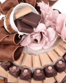 Kelebek Kase Söz Nişan Çikolatası  2