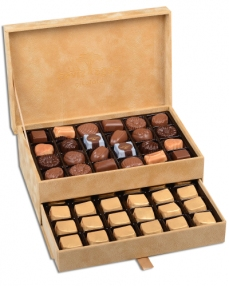 King Special Altın Çikolata Kutusu  0