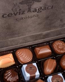 King Special Gri Çikolata Kutusu  1