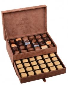 King Special Kahverengi Çikolata Kutusu  0
