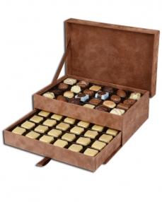 King Special Kahverengi Çikolata Kutusu  2