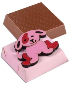 Köpekli Bebek Çikolatası  1