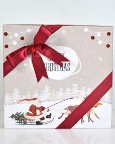 Merry Christmas Büyük Yılbaşı Çikolatası  2