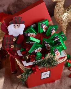 Merry Christmas Yılbaşı Çikolatası  3