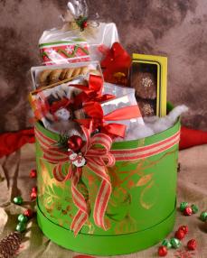 Merry Christmas Yılbaşı Sepeti  0
