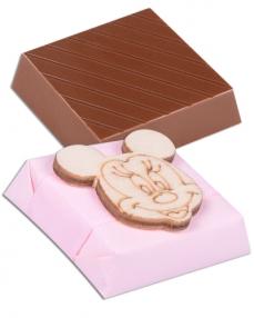 Mickey Kız Bebek Çikolatası  1