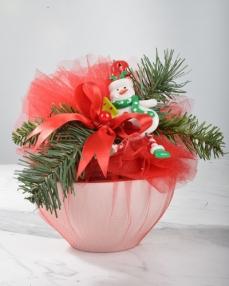 Noel Baba Kasesi Yılbaşı Çikolatası  0