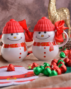 Noel Kupası Yılbaşı Çikolatası  2