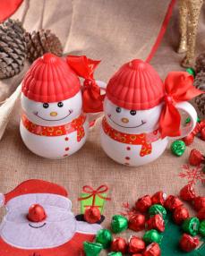 Noel Kupası Yılbaşı Çikolatası  3
