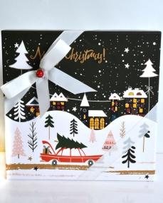 Noel Kutu Yılbaşı Çikolatası  2