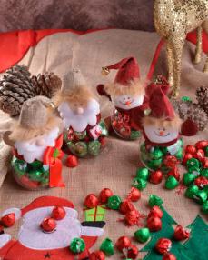 Noel Yılbaşı Çikolatası  3