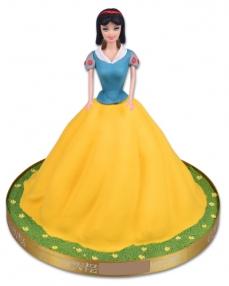Pamuk Prenses Doğum Günü Pastası