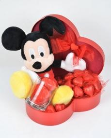 Pırlanta Kalp Sevgililer Günü Hediyesi  0