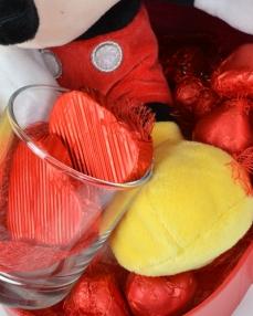 Pırlanta Kalp Sevgililer Günü Hediyesi  2