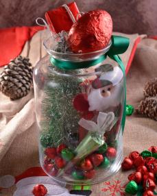 Sihirli Çam Ağacı Yılbaşı Çikolatası  0