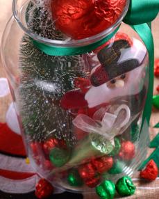 Sihirli Çam Ağacı Yılbaşı Çikolatası  1