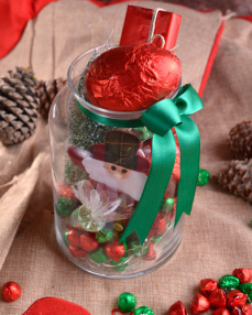 Sihirli Çam Ağacı Yılbaşı Çikolatası  3
