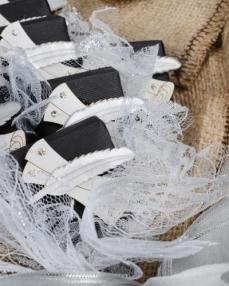 Siyah Beyaz Çikolata Demeti  2
