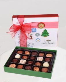 Yeni Yıla Özel Çikolata Kutusu  0