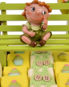 Yeşim Bebek Çikolatası  1