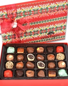 Yılbaşı Çikolata Kutusu  2