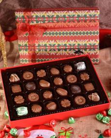 Yılbaşı Çikolata Kutusu  0