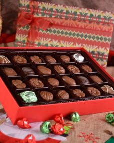 Yılbaşı Çikolata Kutusu  3