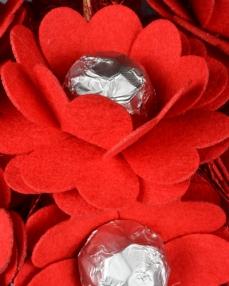 Yıldız Sevgiliye Çikolata Kutusu