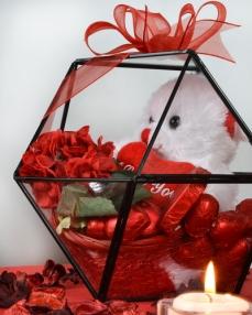 Yıldız Sevgiliye Çikolata Kutusu  1